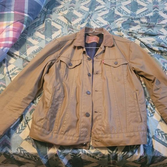 Men's Levi Trucker Jacket